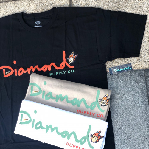 Diamond Paradise OG Scipt Tee
