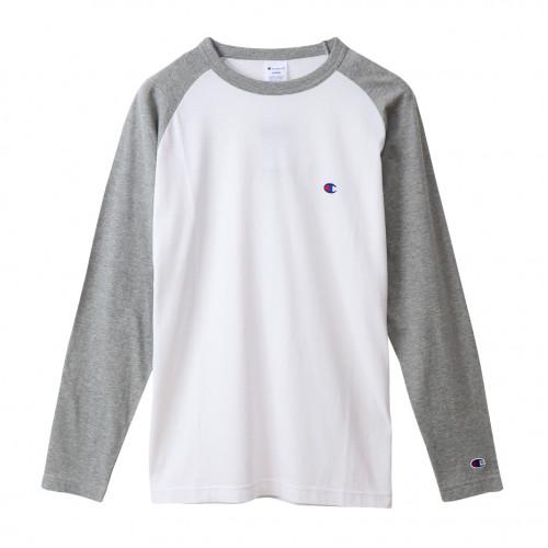 Champion Raglan Long Sleeve T-Shirt