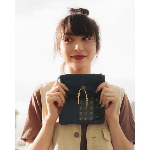 Fumble BORO Series Shoulder Bag