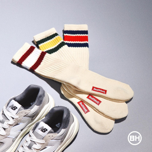 Healthknit Socks 3Packs Beige