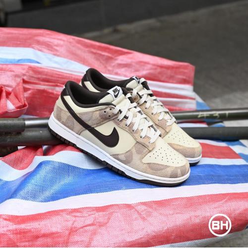 Nike Dunk Low Retro PRM Animal Pack