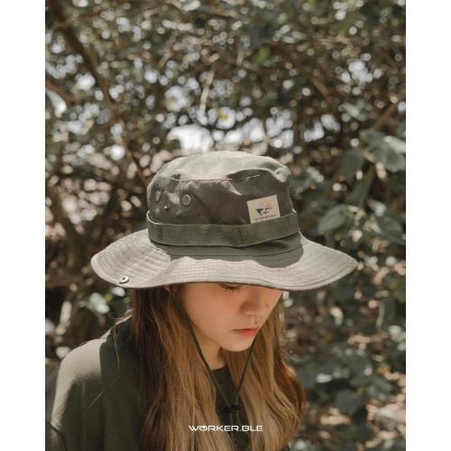 Fumble【WORKER.BLE】 Outdoor Bucket Hat