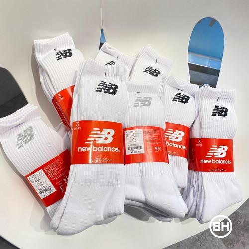 New Balance Socks 3pcs Pack