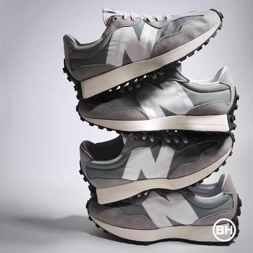 New Balance 327元祖灰 MS327LAB Grey